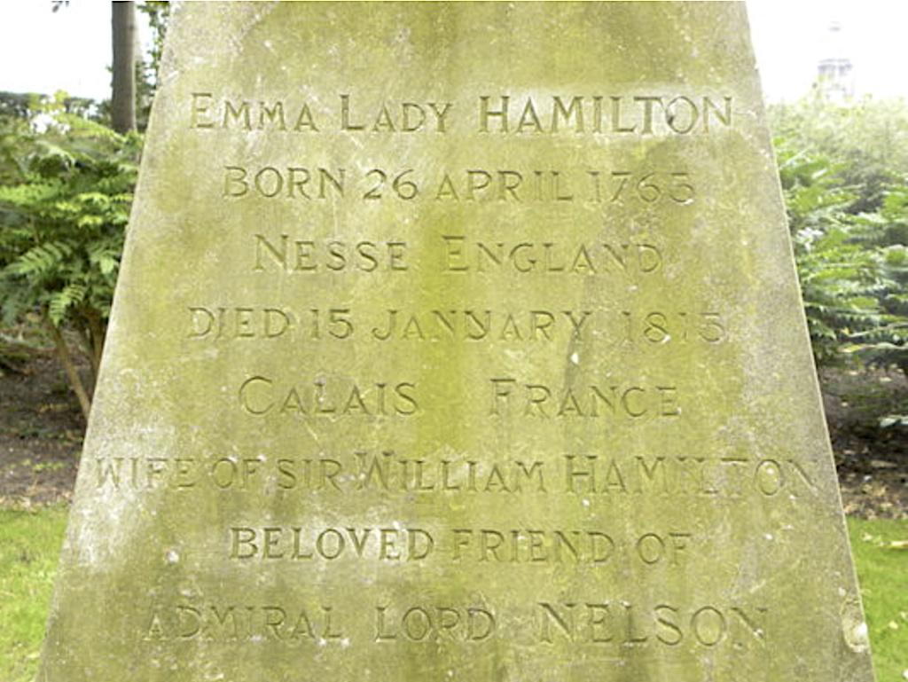 Emma Hart, Lady Hamilton, née Amy Lyons - Page 4 Capt1835
