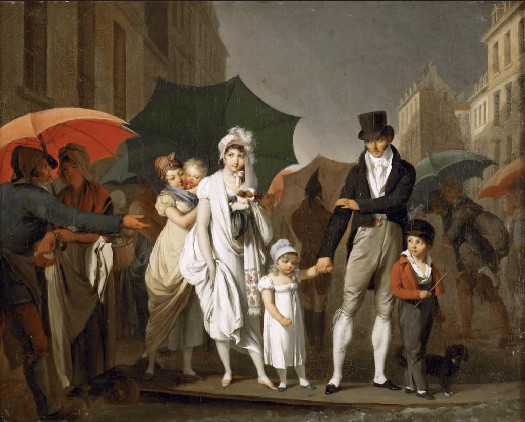 Louis-Léopold Boilly : peintre de la société parisienne de Louis XVI à Louis-Philippe Capt1844