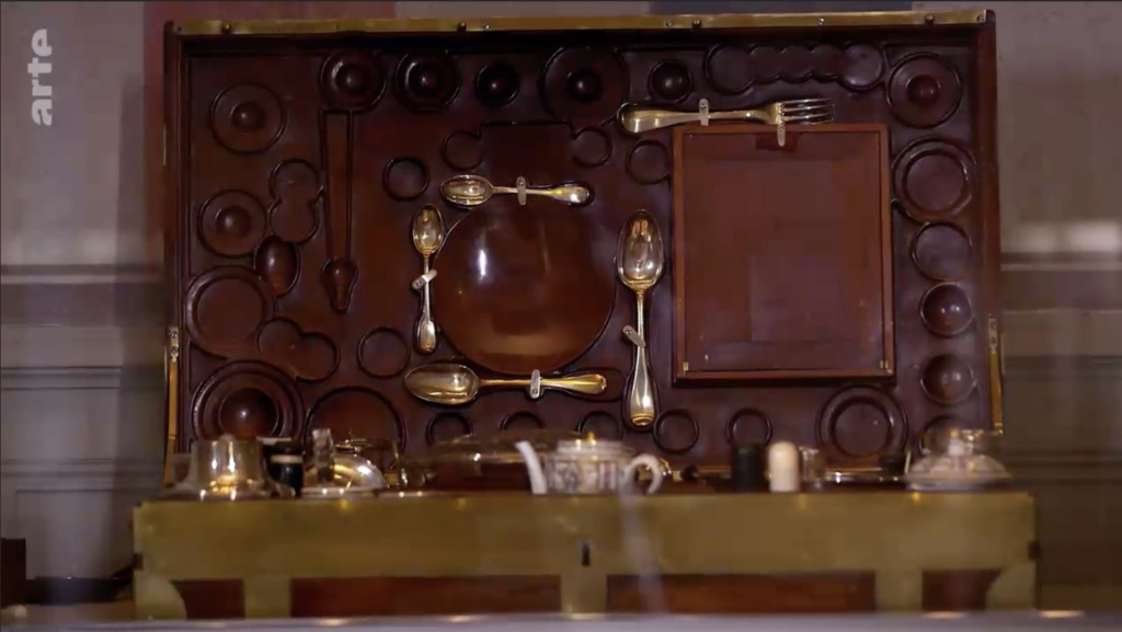 Nécessaires - Les nécessaires de voyage de Marie-Antoinette Capt1924