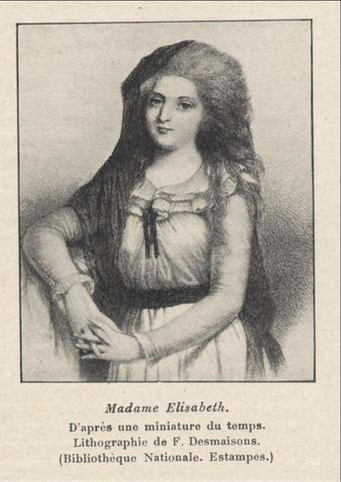 Madame Élisabeth, sœur  de Louis XVI - Page 8 Capt1957