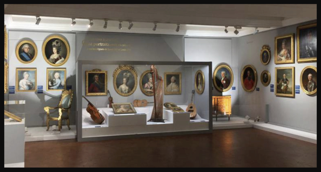 Cent portraits pour un siècle. Exposition au Musée Lambinet (Versailles) et Palais Lascaris (Nice) - Page 2 Capt2063