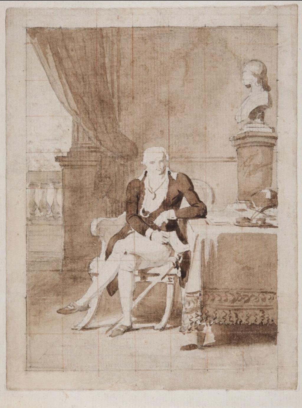 Louis Gauffier (1762-1801), peintre français installé en Italie Capt2113