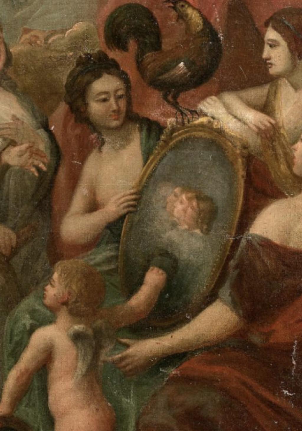 Portraits de Marie-Antoinette attribués aux Gautier Dagoty (ou d'après). - Page 3 Capt2167