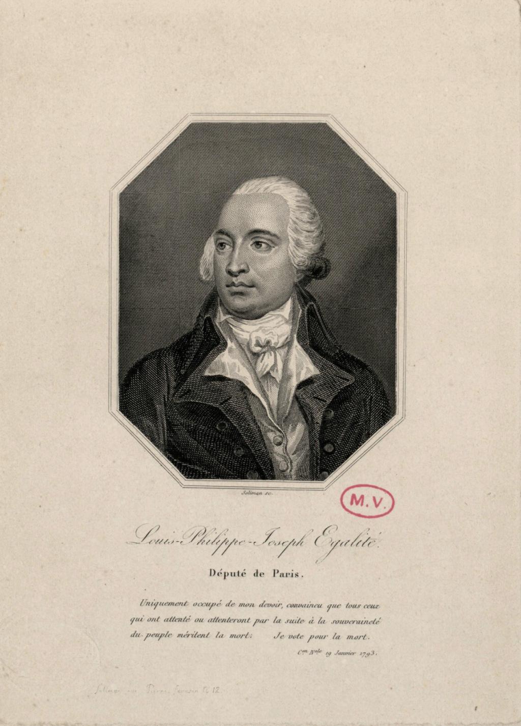 Louis-Philippe d'Orléans, duc de Chartres, puis duc d'Orléans (1785-1790), dit Philippe Égalité - Page 5 Capt2175