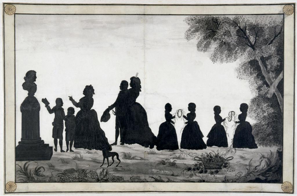 """L'art du  """" Portrait en Silhouette """" ou """" à la silhouette """" - Page 3 Capt2204"""