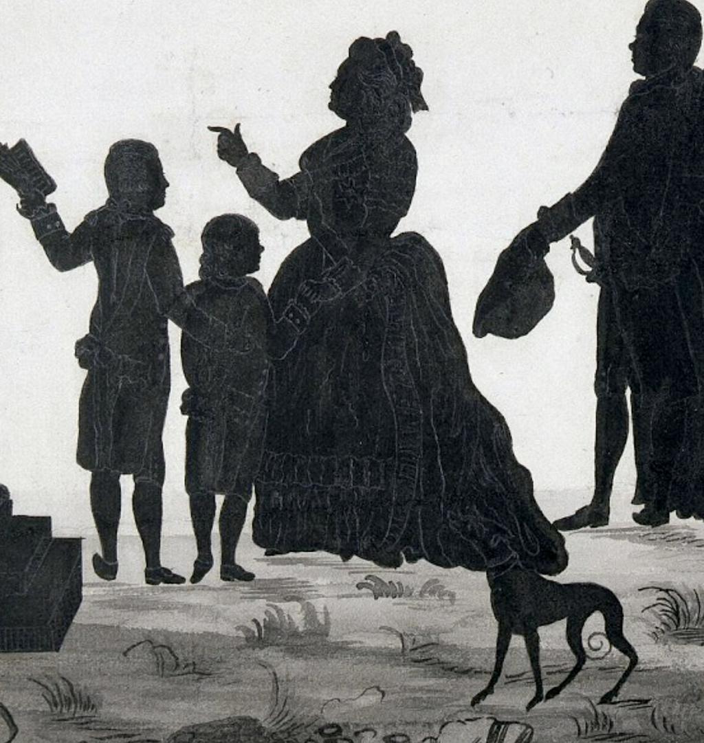 """L'art du  """" Portrait en Silhouette """" ou """" à la silhouette """" - Page 3 Capt2205"""