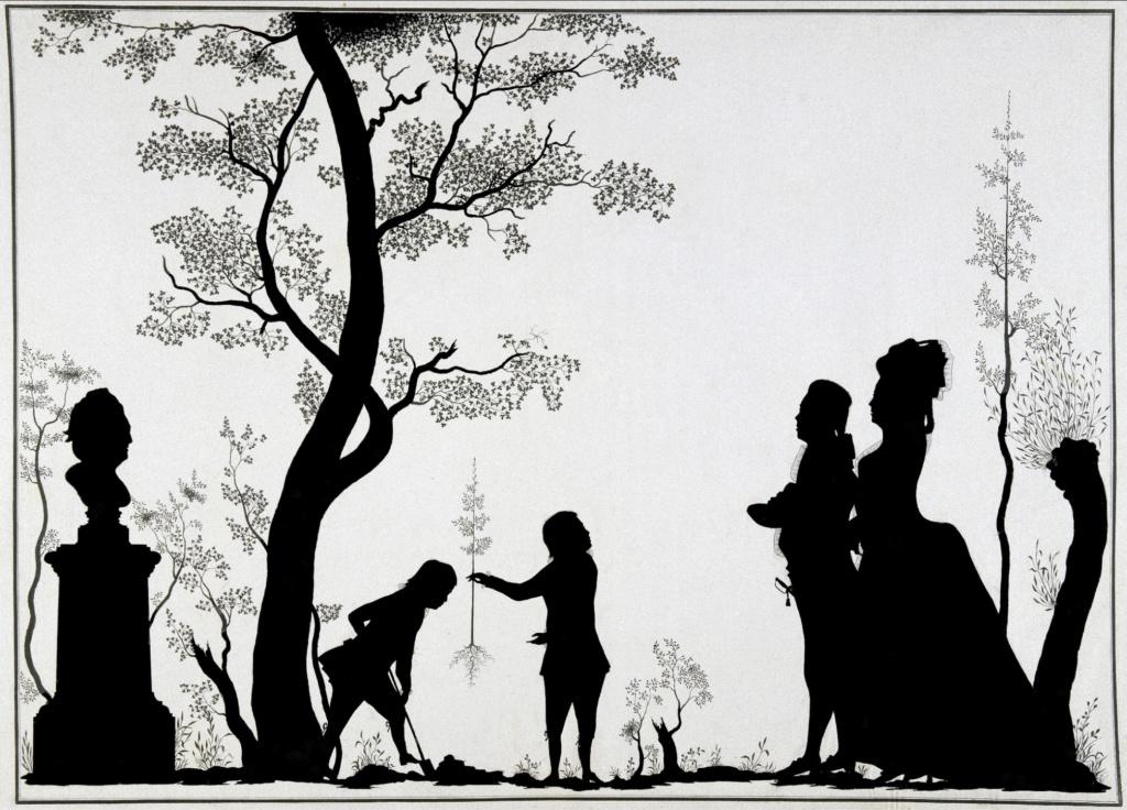 """L'art du  """" Portrait en Silhouette """" ou """" à la silhouette """" - Page 3 Capt2206"""