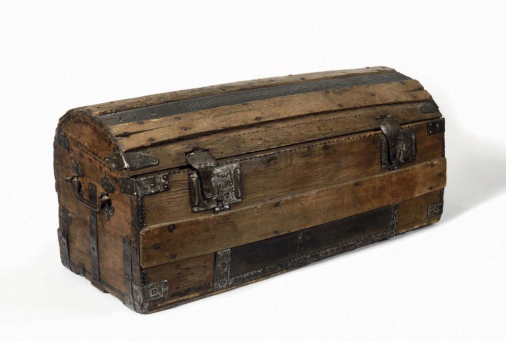 Malles et coffres de voyage de Marie-Antoinette Capt2214