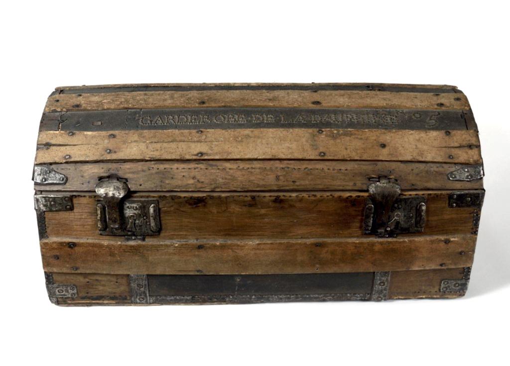 Malles et coffres de voyage de Marie-Antoinette Capt2215
