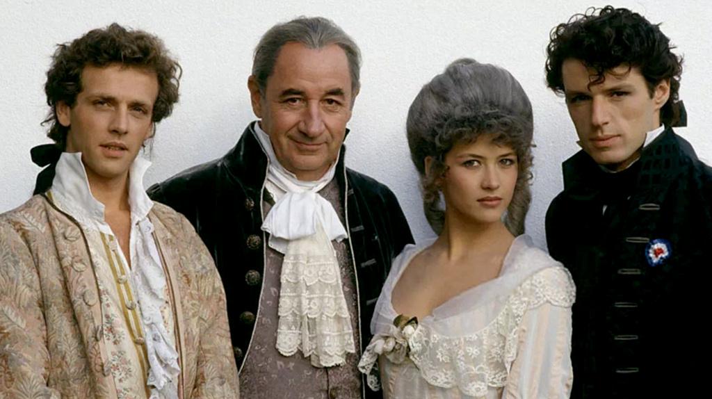 Chouans ! Un film de Philippe de Broca (1988) Capt2279