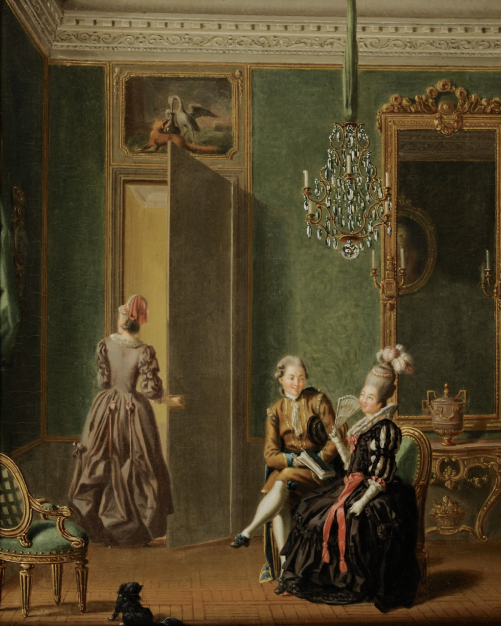 Une utopie du XVIIIème siècle, l'habit national ... Capt2302