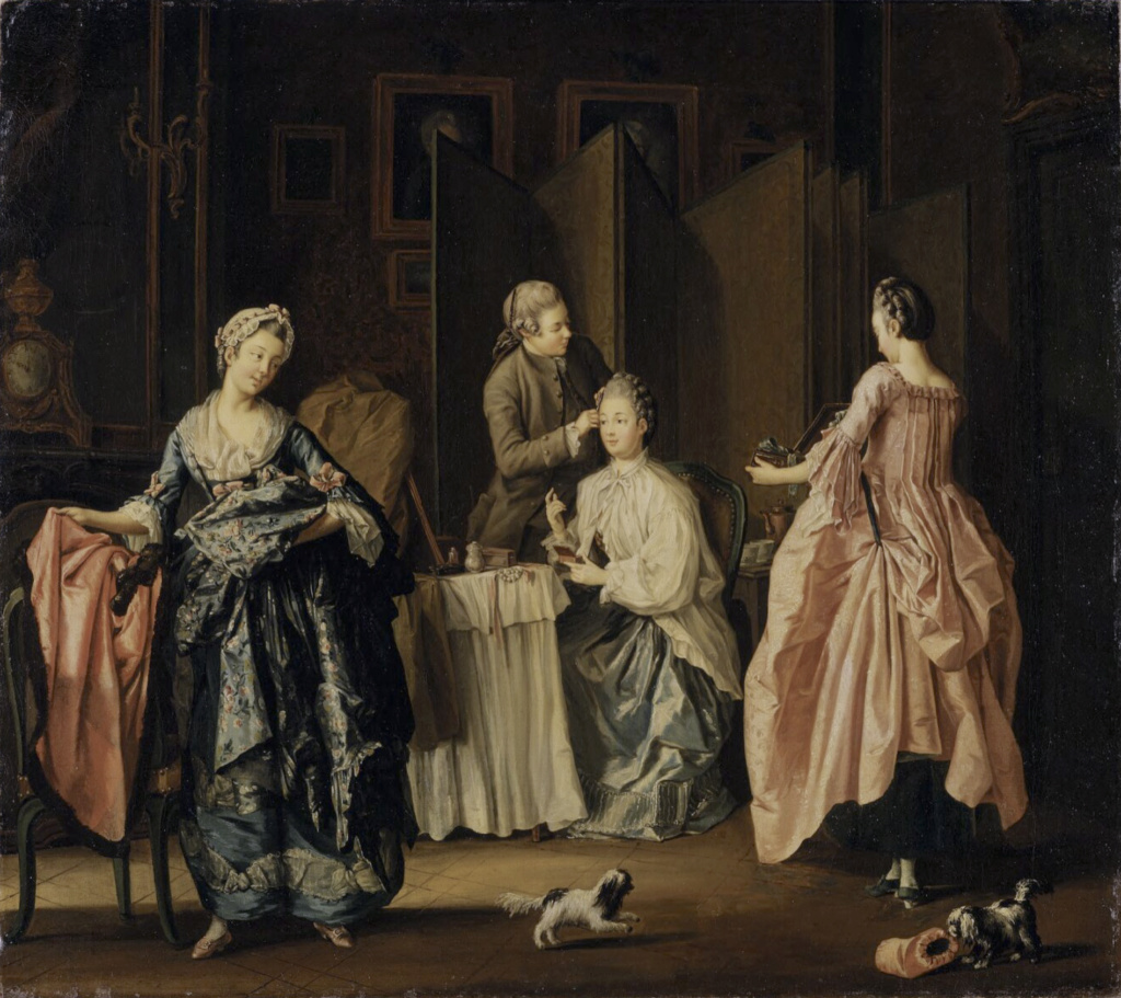 Une utopie du XVIIIème siècle, l'habit national ... Capt2314