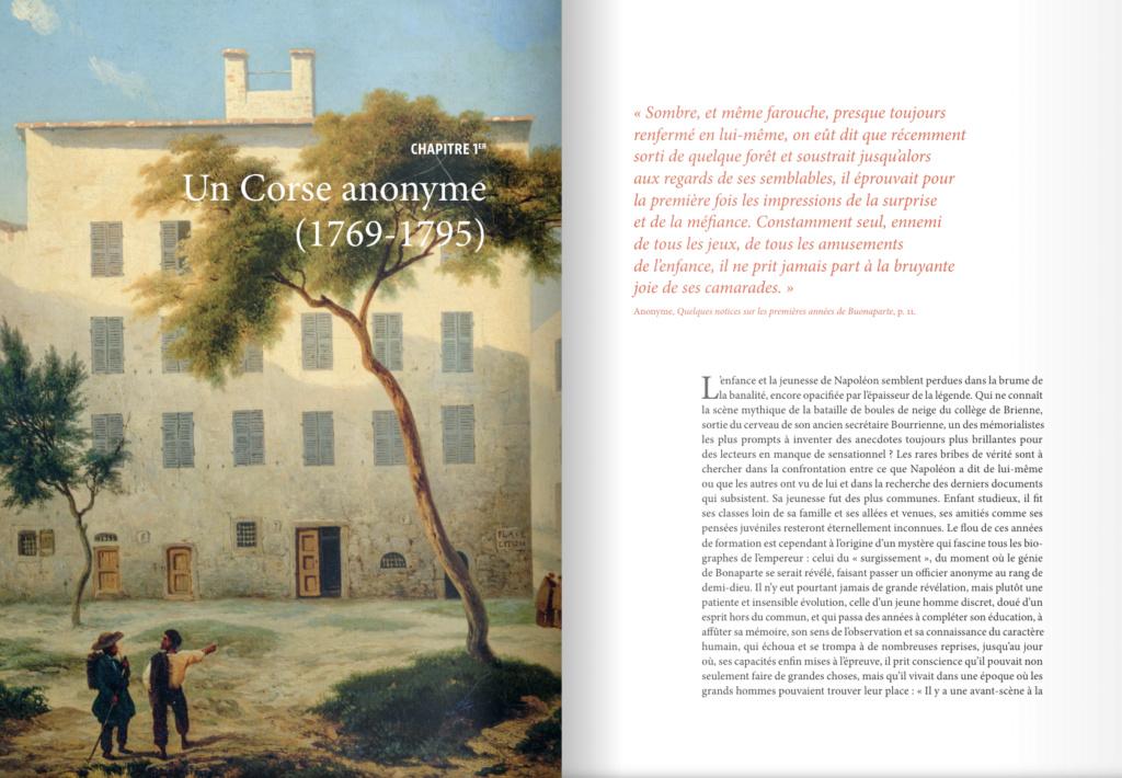 Bibliographie : 2021, année Napoléon - Bicentenaire de la mort de l'empereur Napoléon Ier Capt2320