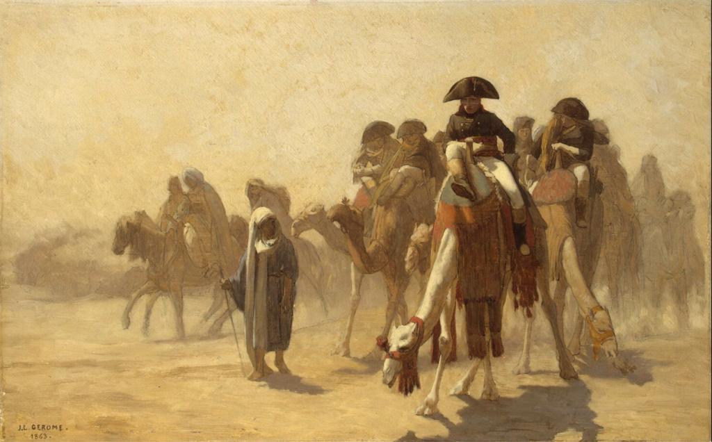 Bonaparte et la campagne d'Egypte - Page 2 Capt2370
