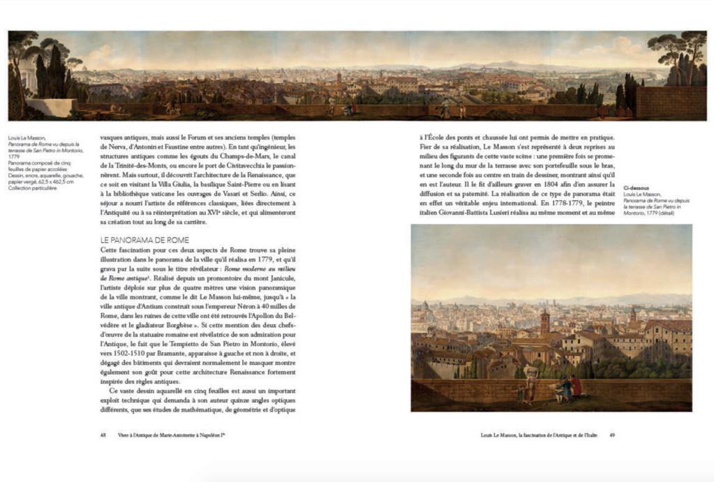 """Exposition """" Vivre à l'antique, de Marie-Antoinette à Napoléon Ier """" - Château de Rambouillet Capt2378"""