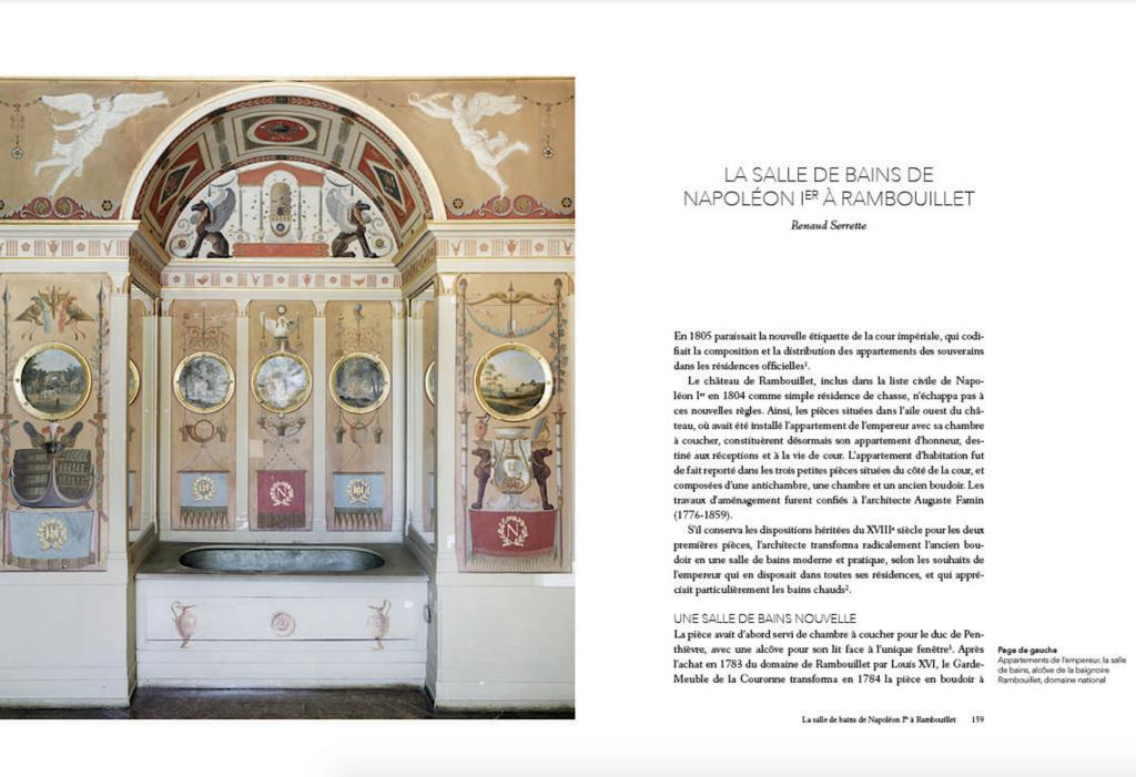 """Exposition """" Vivre à l'antique, de Marie-Antoinette à Napoléon Ier """" - Château de Rambouillet Capt2381"""