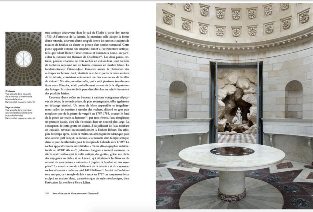 """Exposition """" Vivre à l'antique, de Marie-Antoinette à Napoléon Ier """" - Château de Rambouillet Capt2382"""