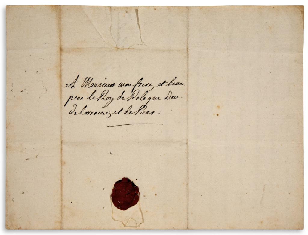 Louis-Stanislas, comte de Provence, et futur roi Louis XVIII - Page 9 Capt2407