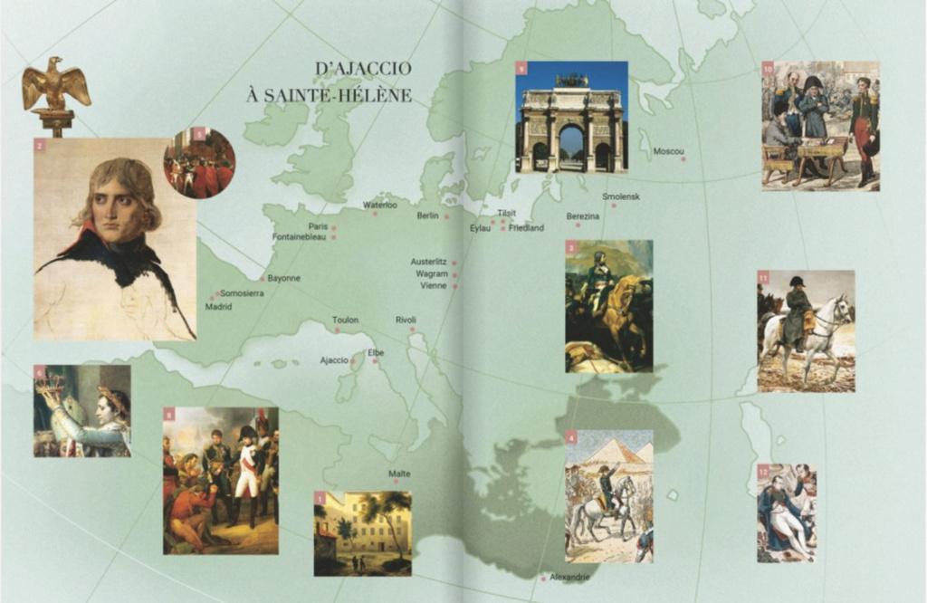 Bibliographie : bicentenaire de la mort de l'empereur Napoléon Ier Capt2427