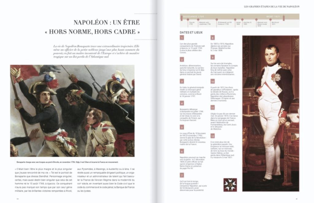 Bibliographie : bicentenaire de la mort de l'empereur Napoléon Ier Capt2432