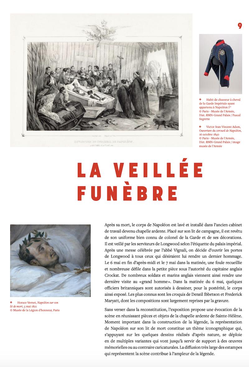 2021, année Napoléon. Bicentenaire de la mort de l'empereur Napoléon Ier.  - Page 2 Capt2445