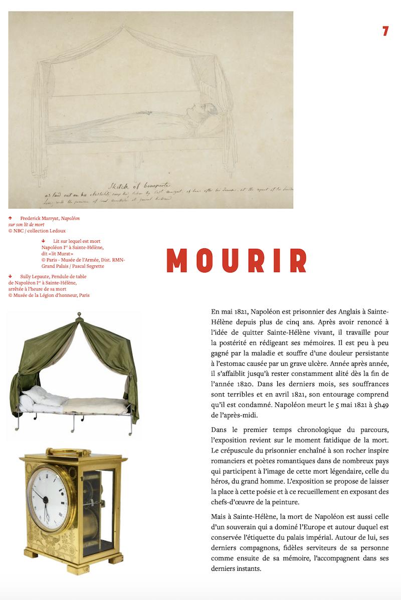 2021, année Napoléon. Bicentenaire de la mort de l'empereur Napoléon Ier.  - Page 2 Capt2446