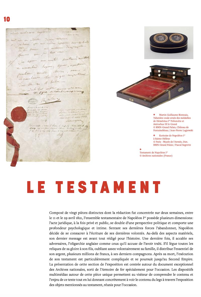 2021, année Napoléon. Bicentenaire de la mort de l'empereur Napoléon Ier.  - Page 2 Capt2447