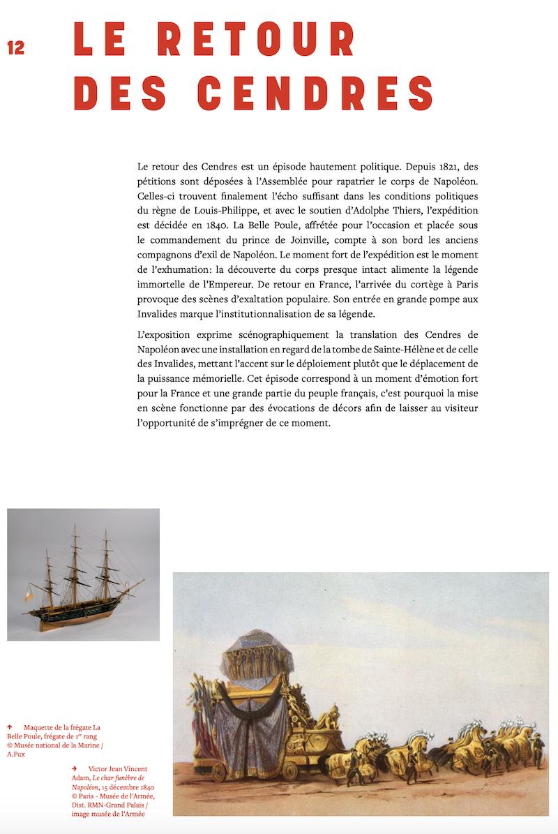 2021, année Napoléon. Bicentenaire de la mort de l'empereur Napoléon Ier.  - Page 2 Capt2448
