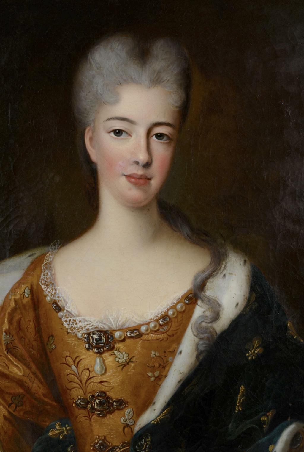 Élisabeth-Charlotte d'Orléans, duchesse de Lorraine et de Bar, grand-mère paternelle de Marie-Antoinette Capt2512