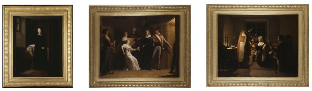 Portraits de Marie-Antoinette dans les prisons du Temple et de la Conciergerie - Page 4 Capt2551