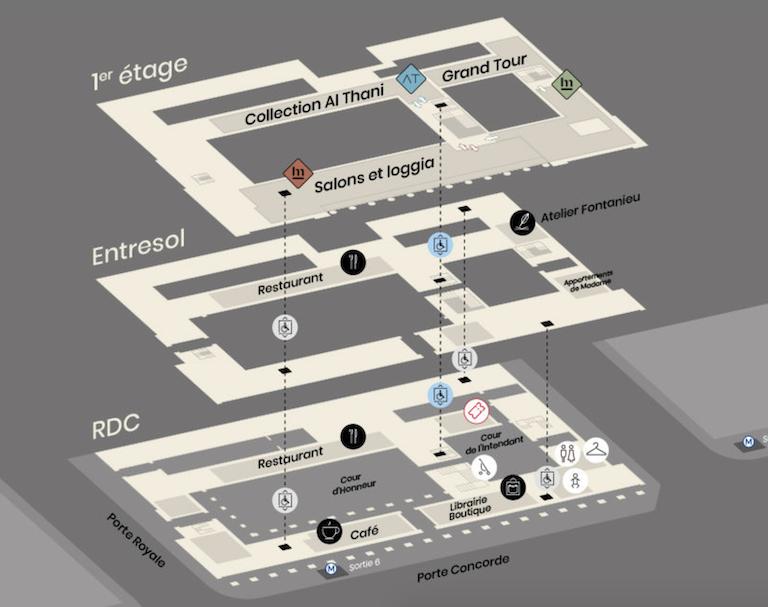 Le Garde Meuble Royal, actuel Hôtel de la Marine, à Paris - Page 3 Capt2553