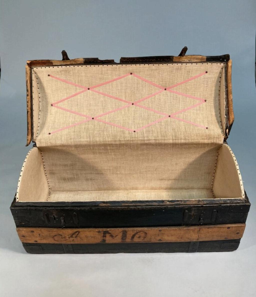 Malles et coffres de voyage de Marie-Antoinette Capt2637