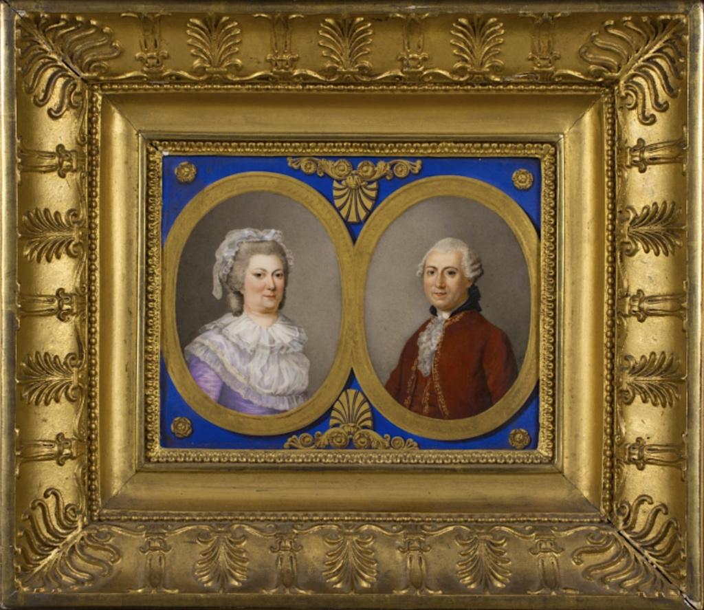 La famille de Madame Campan : Les Genet et Auguié Capt2642