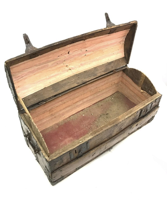 Malles et coffres de voyage de Marie-Antoinette Capt2681