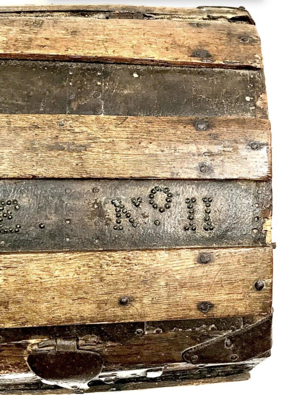 Malles et coffres de voyage de Marie-Antoinette Capt2684