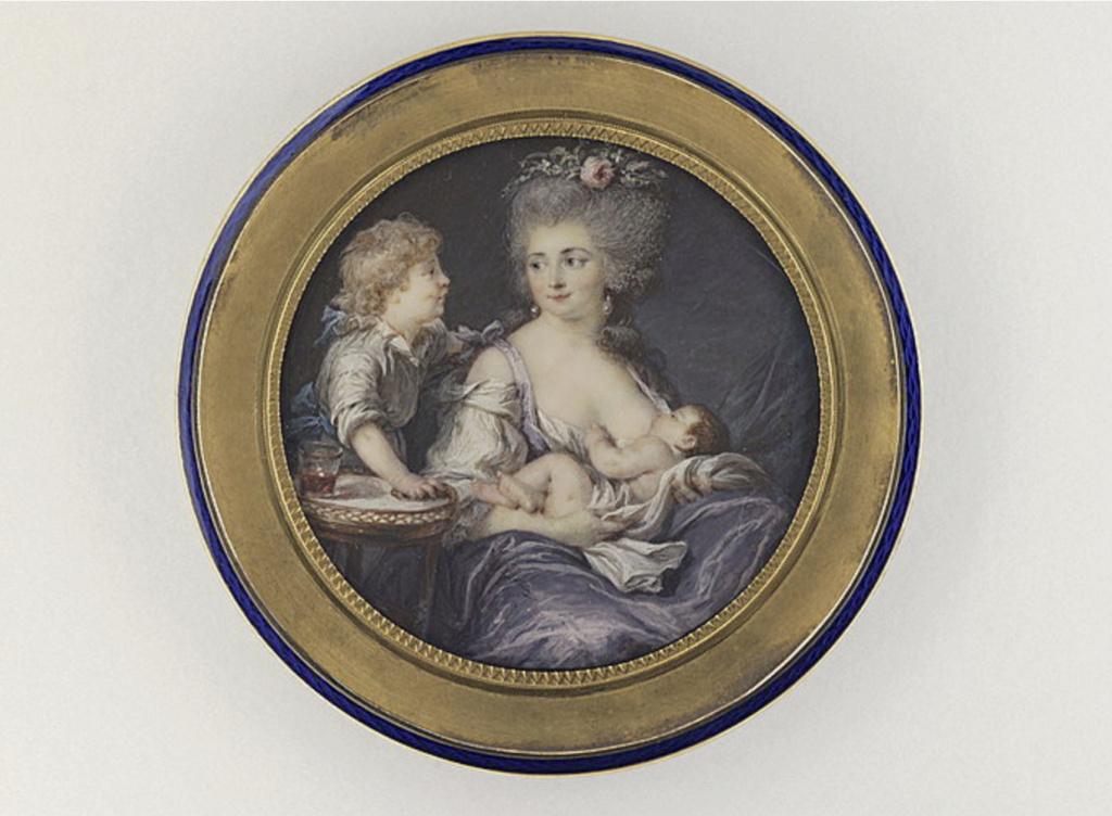 Adélaïde Labille-Guiard, peintre de Mesdames Capt2740