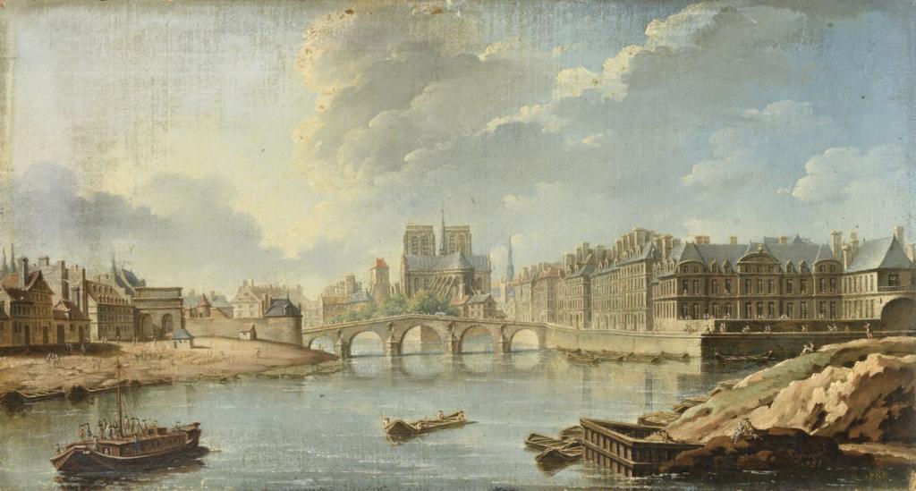 Paris au XVIIIe siècle - Page 6 Capt2742