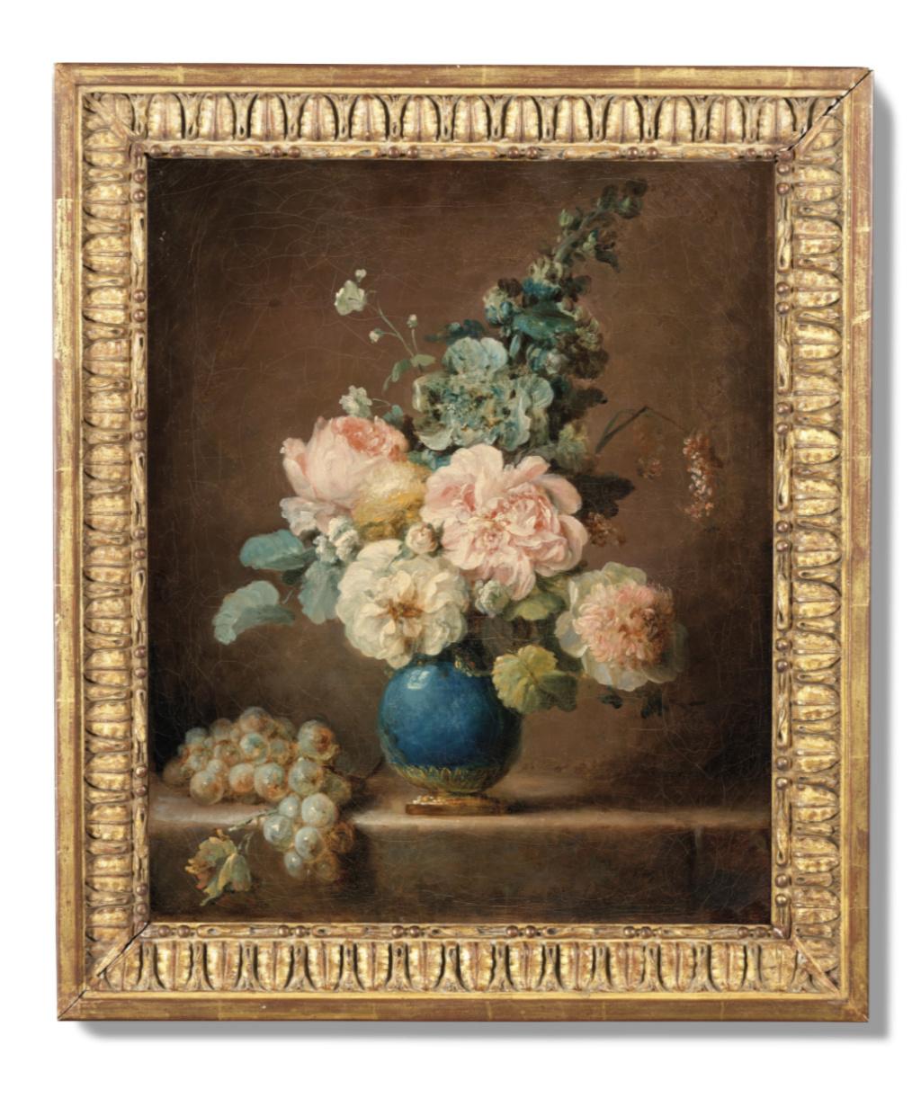 Anne Vallayer-Coster, chef du cabinet de peinture de Marie-Antoinette Capt2760