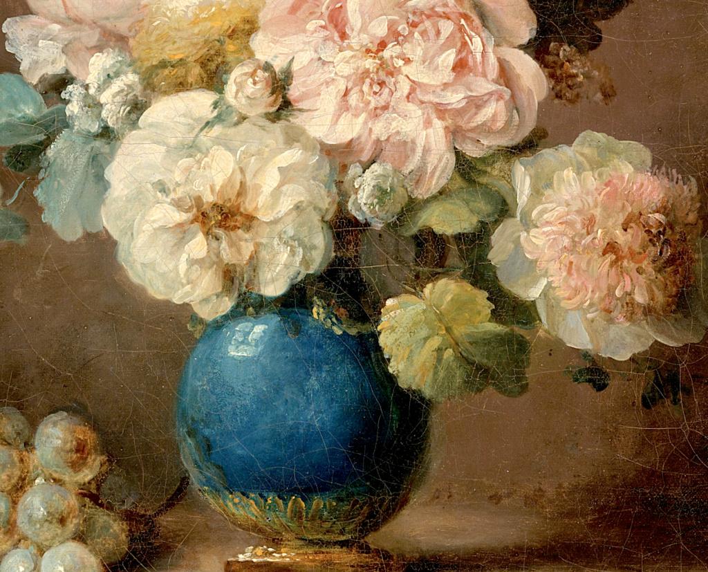 Anne Vallayer-Coster, chef du cabinet de peinture de Marie-Antoinette Capt2762