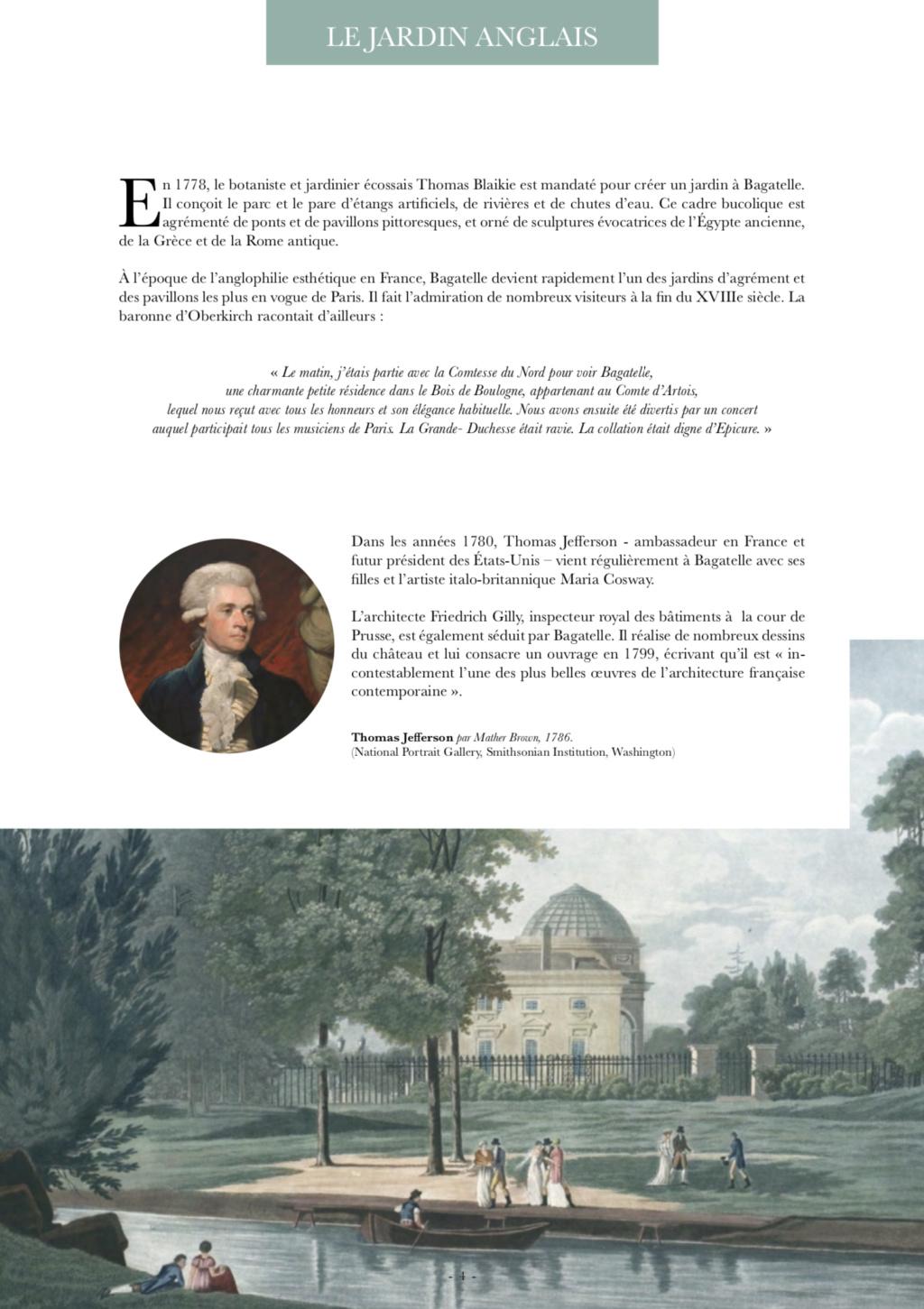"""Le château de Bagatelle : la """" folie """" du comte d'Artois - Page 3 Capt2788"""