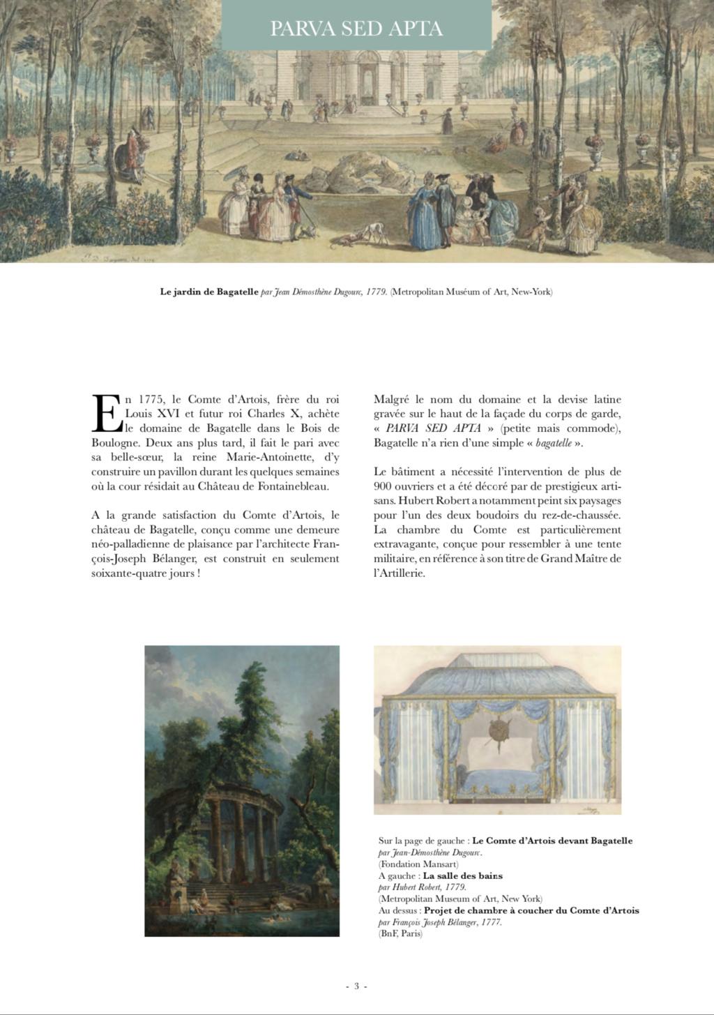 """Le château de Bagatelle : la """" folie """" du comte d'Artois - Page 3 Capt2790"""