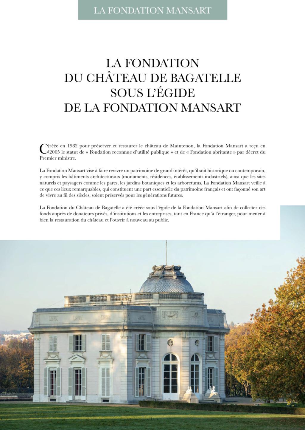 """Le château de Bagatelle : la """" folie """" du comte d'Artois - Page 3 Capt2798"""