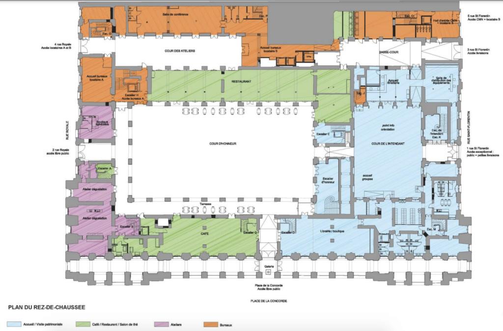 Le Garde-Meuble de la Couronne, actuel Hôtel de la Marine - Page 4 Capt2848