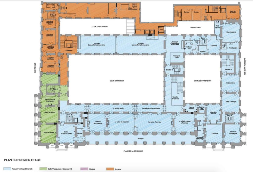 Le Garde-Meuble de la Couronne, actuel Hôtel de la Marine - Page 4 Capt2849