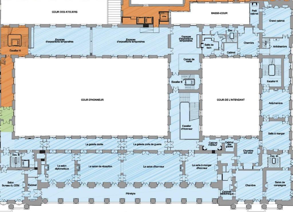 Le Garde-Meuble de la Couronne, actuel Hôtel de la Marine - Page 4 Capt2851