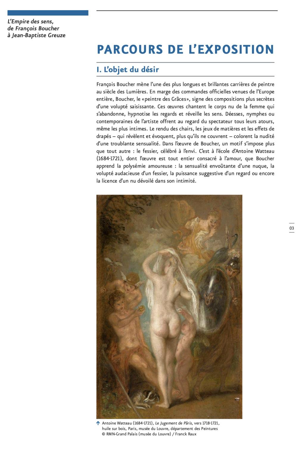 Exposition : L'Empire des sens, de François Boucher à Jean-Baptiste Greuze, au musée Cognacq-Jay Capt2866