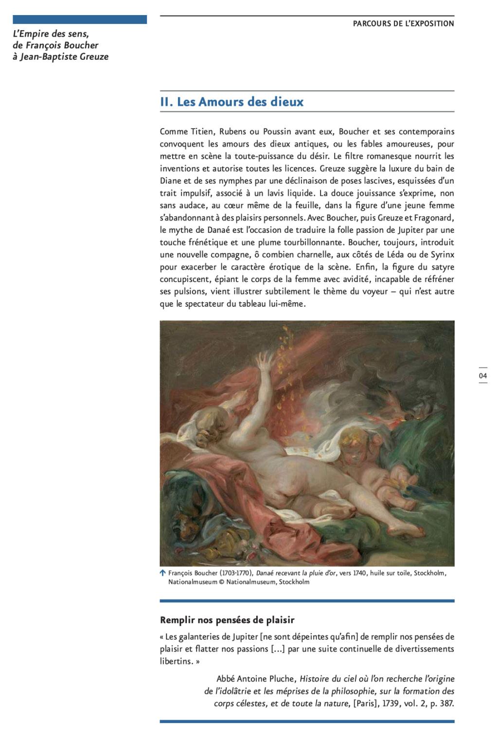 Exposition : L'Empire des sens, de François Boucher à Jean-Baptiste Greuze, au musée Cognacq-Jay Capt2867