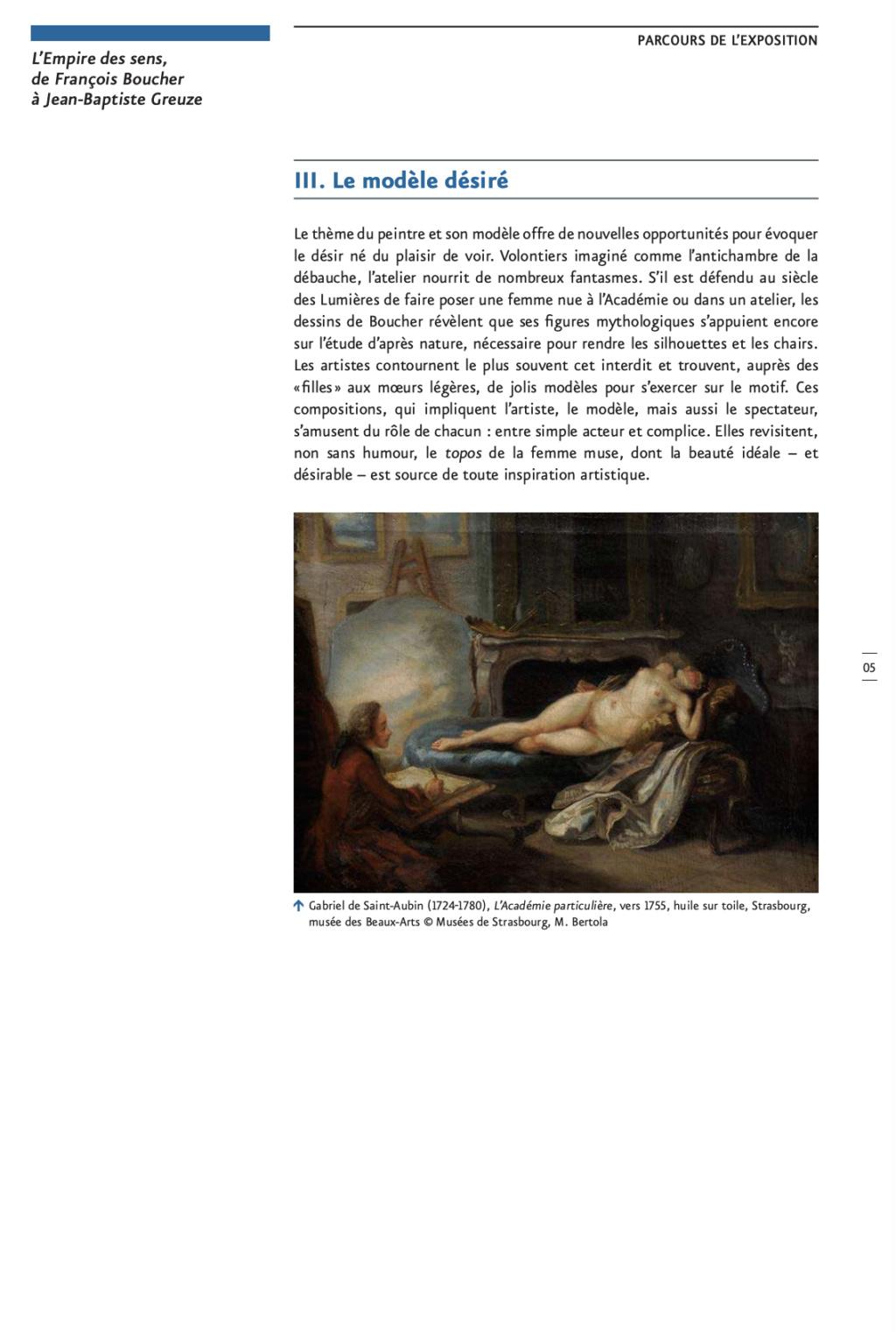 Exposition : L'Empire des sens, de François Boucher à Jean-Baptiste Greuze, au musée Cognacq-Jay Capt2868
