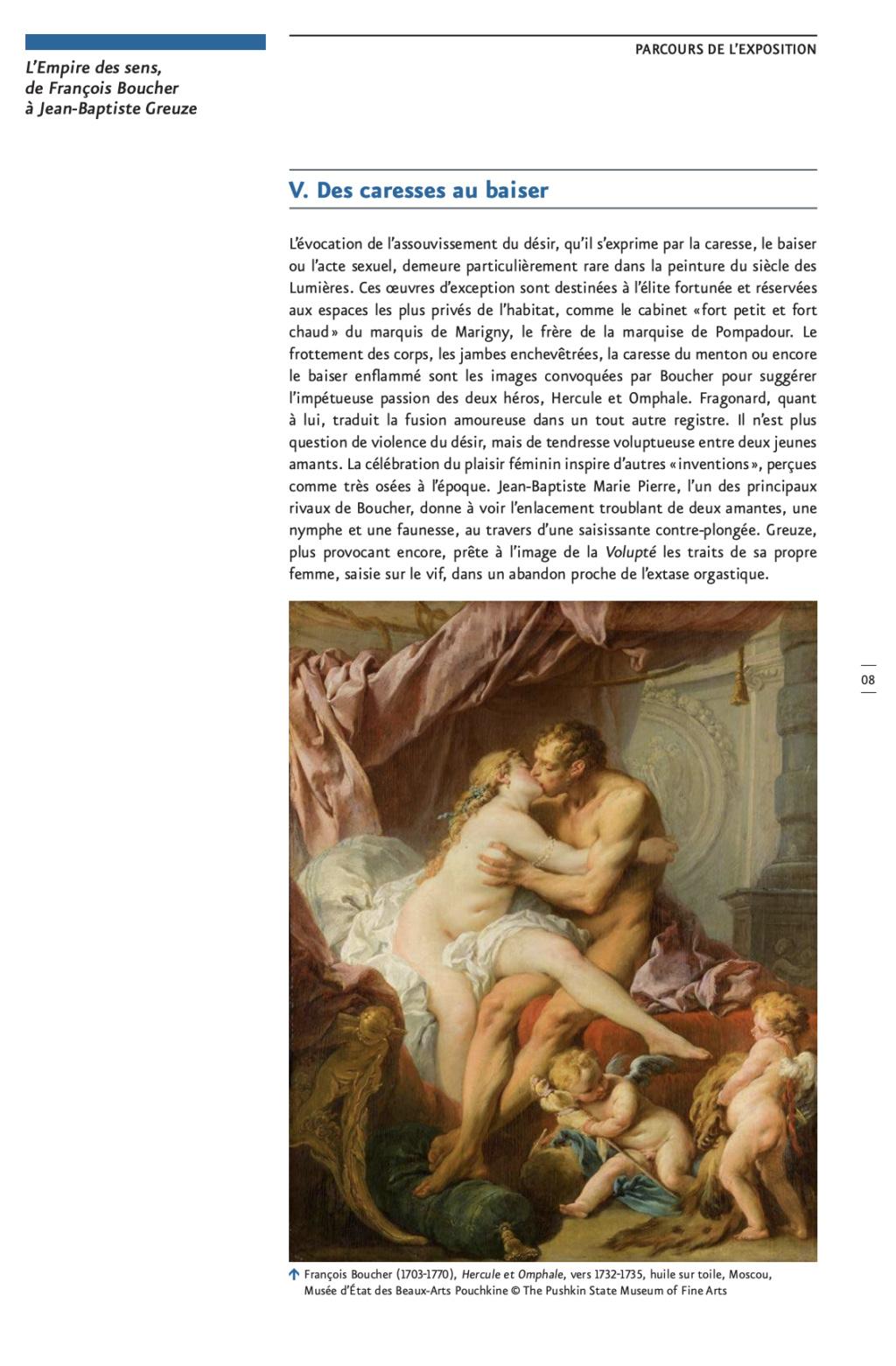Exposition : L'Empire des sens, de François Boucher à Jean-Baptiste Greuze, au musée Cognacq-Jay Capt2869