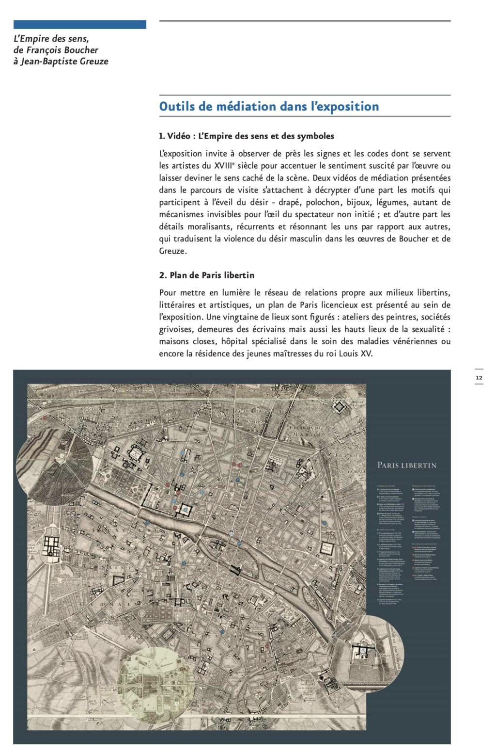 Exposition : L'Empire des sens, de François Boucher à Jean-Baptiste Greuze, au musée Cognacq-Jay Capt2876